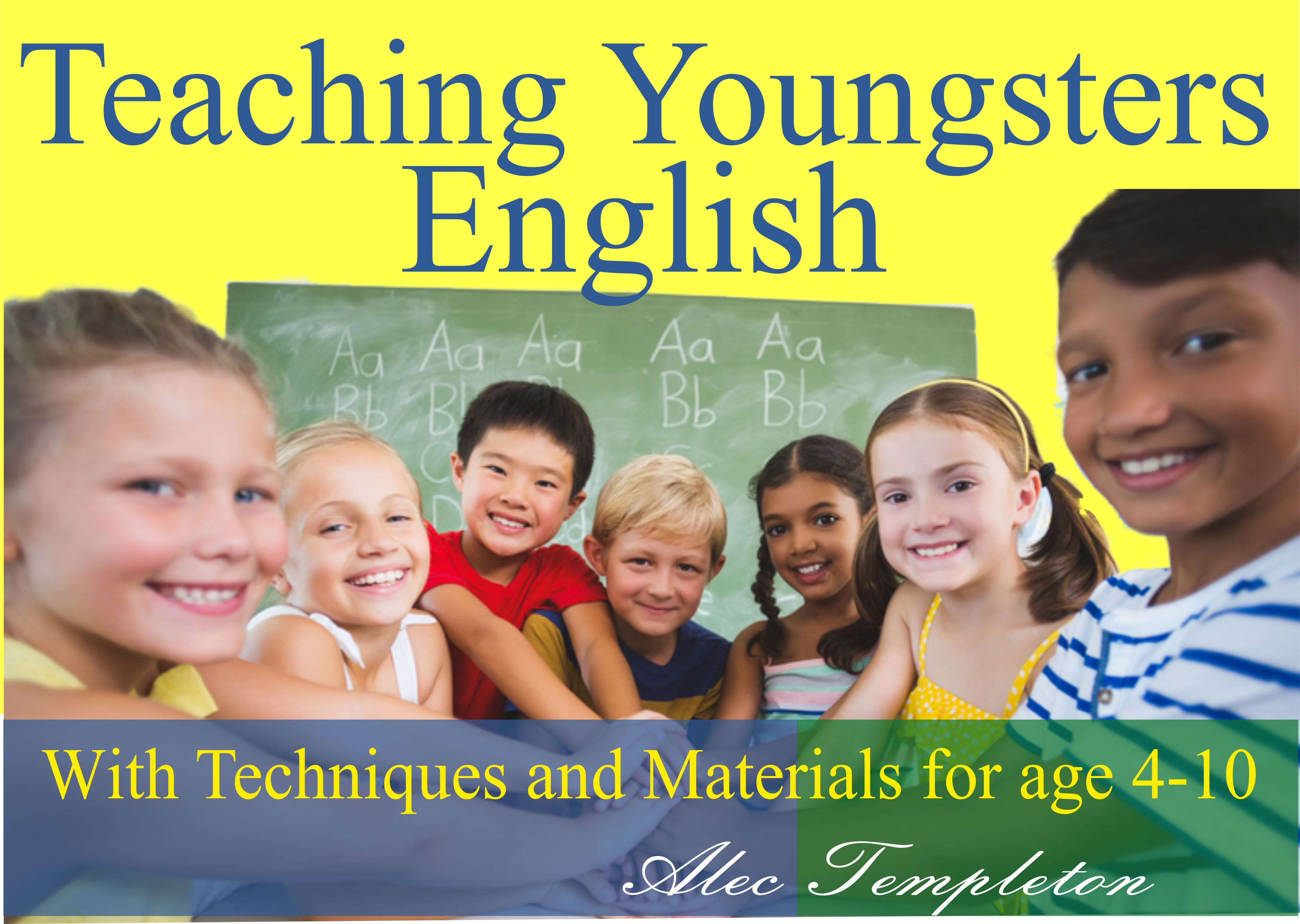Book Cover: Teaching Youngsters English, by Alec Templeton